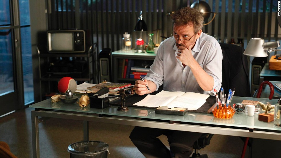 """Hugh Laurie gained a cult following as a less-than-likeable doctor in the television series """"House,"""" which ran on Fox from 2004 to 2012."""