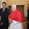 SOTU Obama and Pope Benedict
