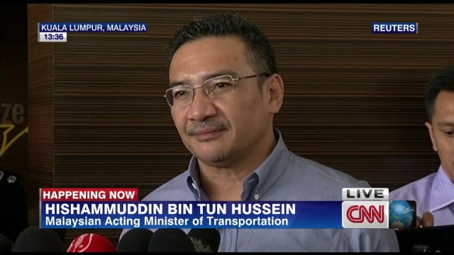 sot Hishammuddin Bin Tun Hussein MH370 press conference _00000707.jpg