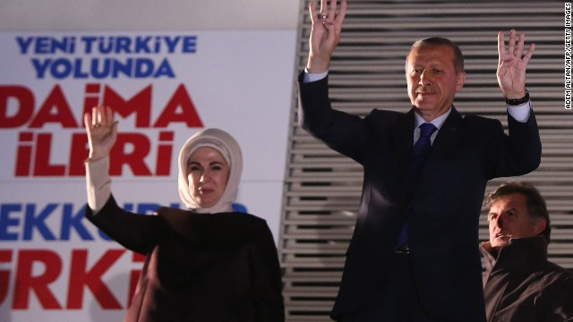 Turkish voters hand a victory to Erdogan