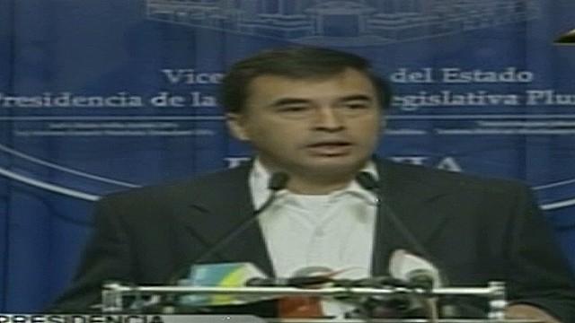 cnnee carrasco bolivia govmt suspend mining law_00005017.jpg