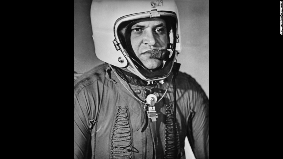 During the late 1950s, the CIA flew high-altitude U-2 spy planes over the Soviet Union on a regular basis -- until one of them was shot down in 1960. Its pilot, Francis Gary Powers, was captured. After the United States denied any involvement, both Powers and the wreckage of his aircraft were put on display in Moscow. Tried and convicted of espionage, he was traded for convicted Soviet spy Rudolf Abel in 1962.