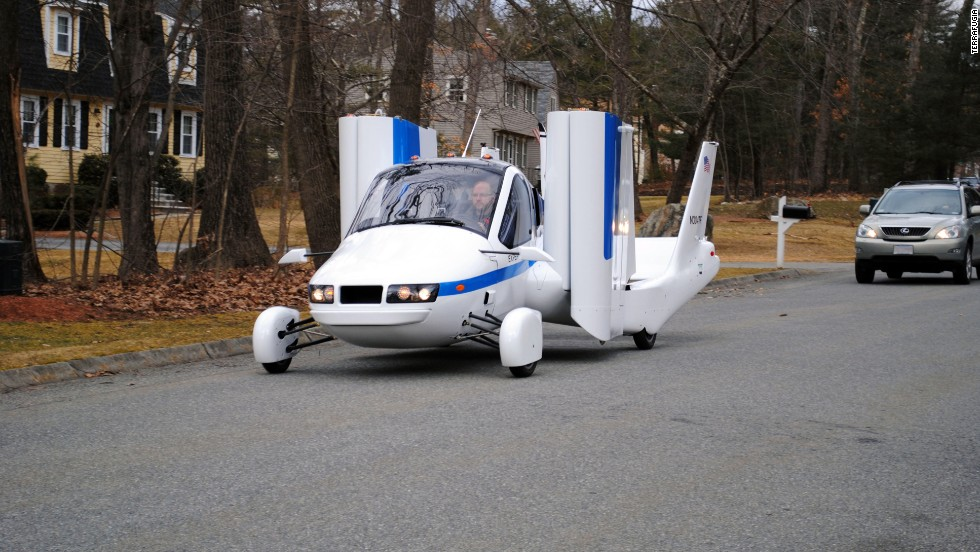 Since 2009, the company has been flying prototypes of Transition, a  two-place, fixed wing, street legal airplane.