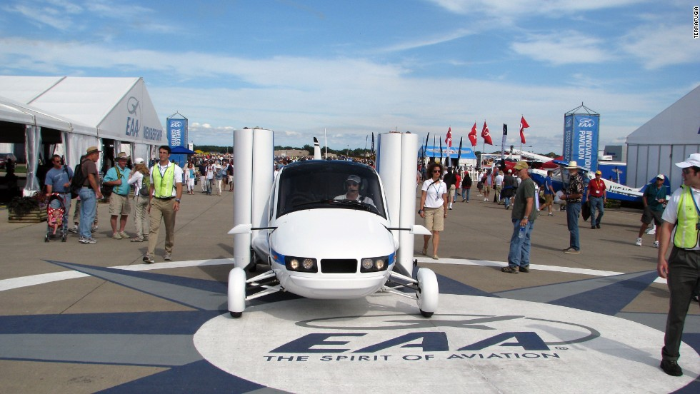 Its earlier model, the Transition, runs on premium unleaded automotive gasoline and can fly with a cruise speed of 100 miles per hour. So far, the company says it has received more than 100 orders for the vehicle.