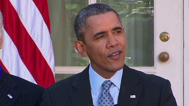 President Obama: Obamacare is working