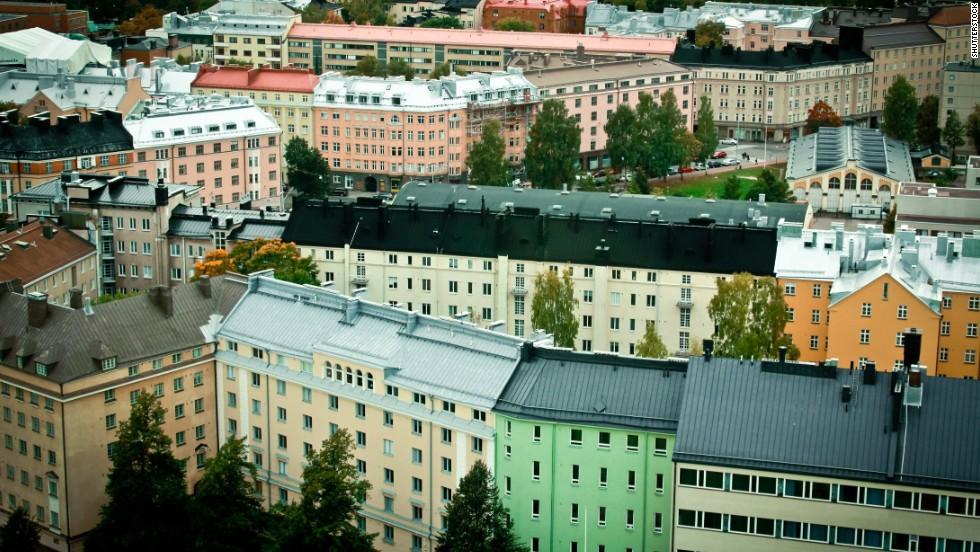 <strong>Helsinki, Finland:</strong> $3,320