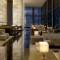 Milan models-Armani Bamboo Bar