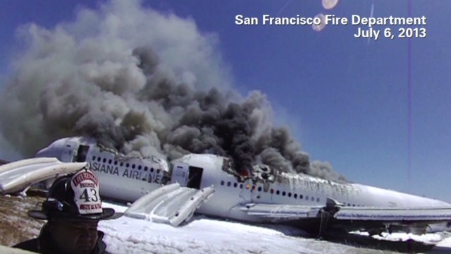 Asiana: Pilot error was a factor in crash