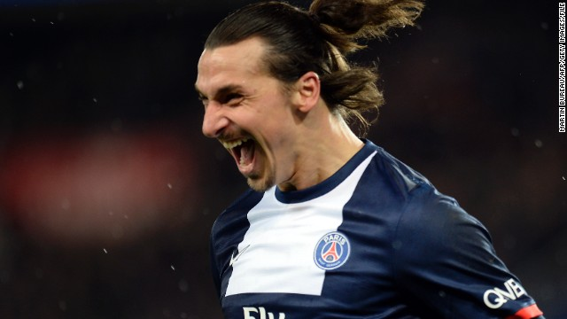 Je suis Zlatan: Ibrahimovic in 11 images