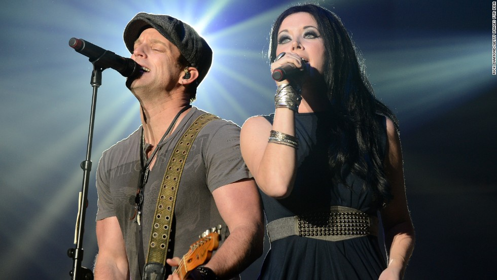 "<strong>Keifer </strong>and<strong> Shawna Thompson:</strong> The husband-and-wife team behind Thompson Square aren't afraid to put their love front and center in their music. Their latest album, ""Just Feels Good,"" is all about their 13-year marriage: ""Ever since we've been married, we've always worked together,"" Shawna says on <a href=""http://thompsonsquare.com/thompson-square"" target=""_blank"">Thompson Square's website</a>, as her husband Keifer chimes in, ""I don't know that the other way would work. ... Obviously we fight like everybody else and, when we do, we do it really well. But if we had a choice between being together all the time and not being together, we'd choose the former."""