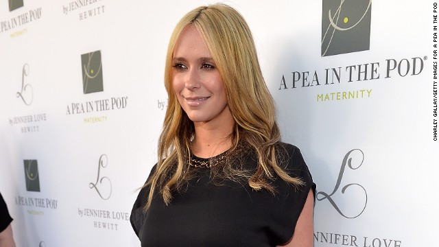 "Jennifer Love Hewitt last appeared on Lifetime's series ""The Client List,"" which ran for two seasons."