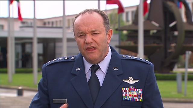 NATO military chief's warning
