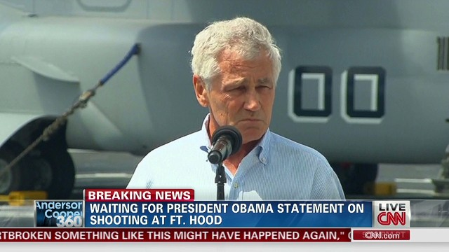 ac chuck hagel comments on fort hood_00000621.jpg