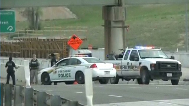 Authorities identify Fort Hood shooter