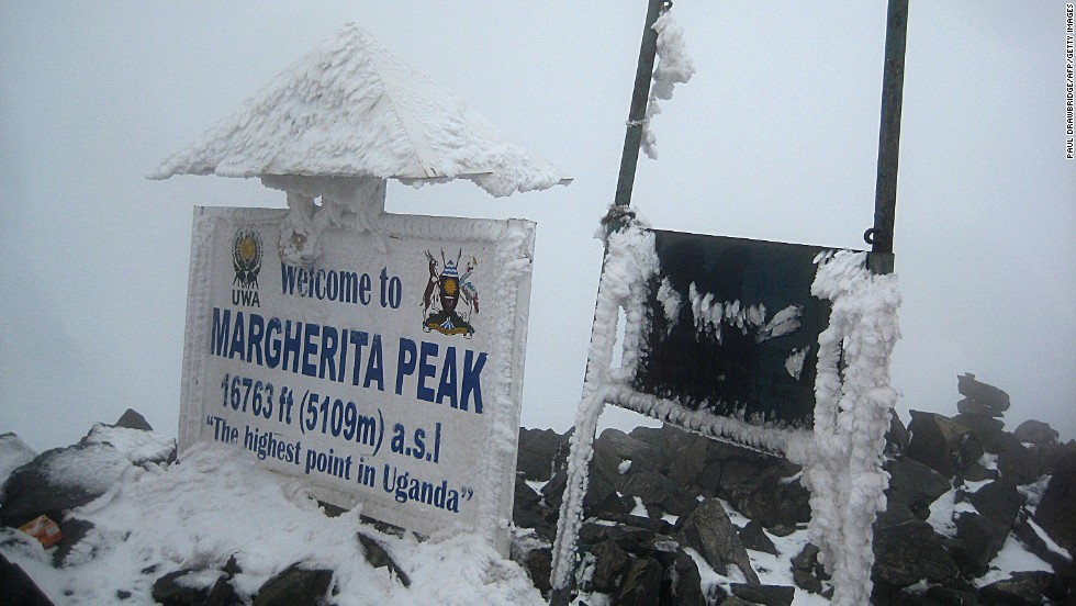 Mount Stanley is 5,109 meters (16,763 feet) at its peak, making it the third highest mountain in Africa, after Mount Kenya and Kilimanjaro.