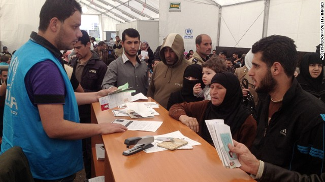 IRC's plea to remember Syria's refugees