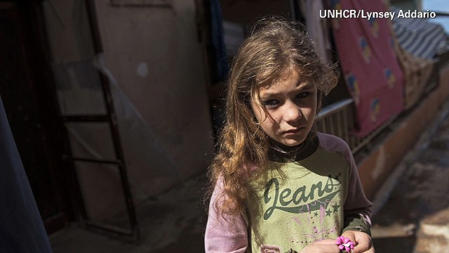 Photographing the Syrian refugee crisis