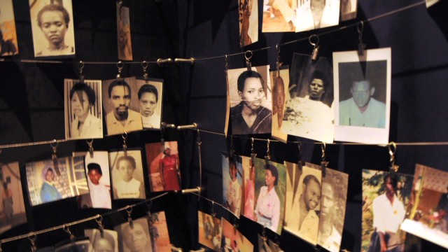 Rwandan's mission: Justice after genocide