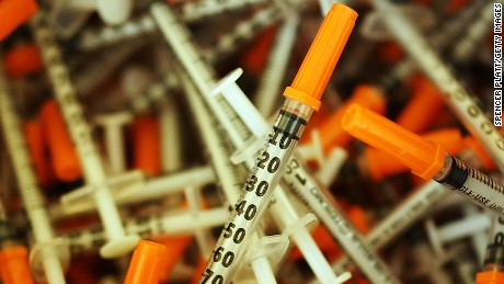 One city's radical fix for heroin epidemic