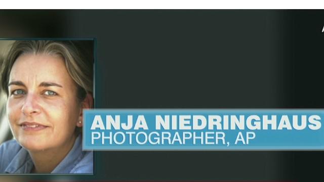 2 AP journalists shot in Afghanistan