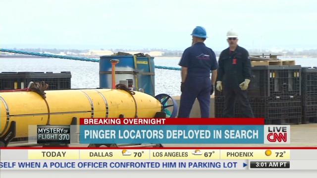 Australia leads Flight 370 search