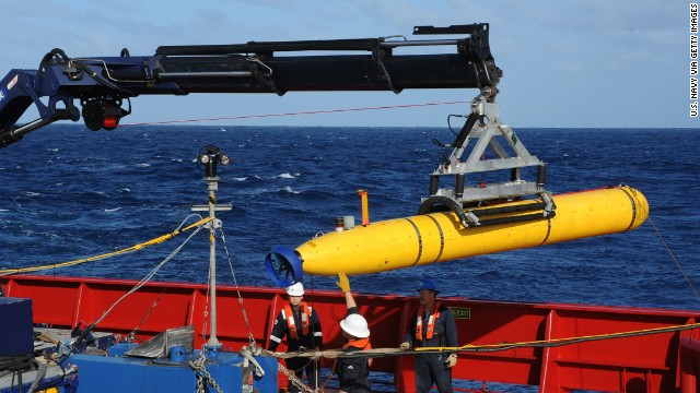 Bluefin-21 search for MH370 halted