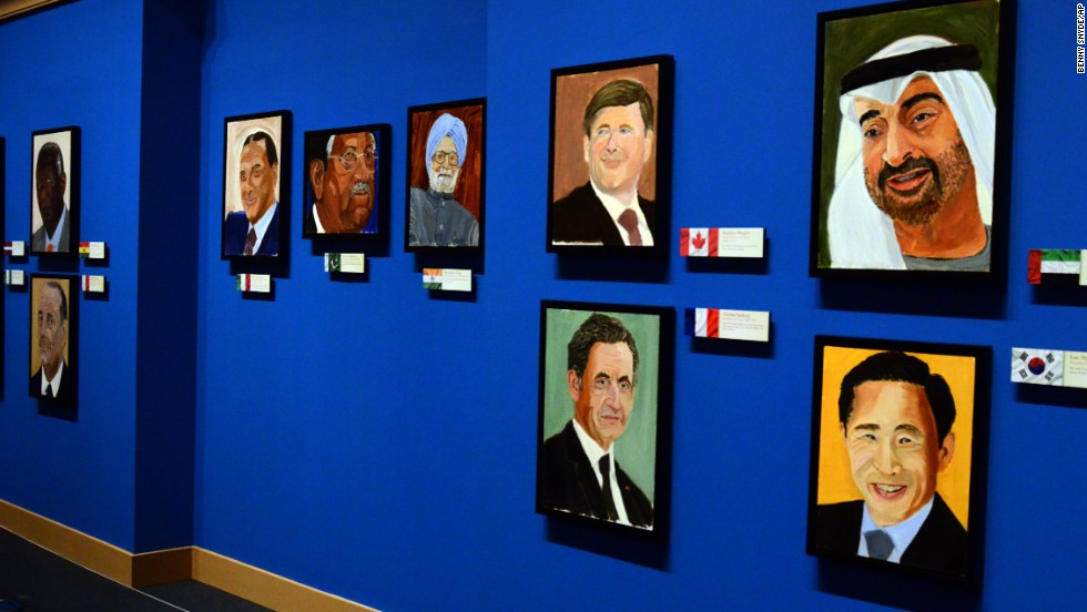 The exhibit opens to the public Saturday, April 5, and runs through June 3.