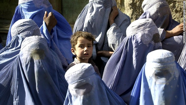 While there are many women who choose to wear the burqa freely, El Feki says there are many who don't have a choice.