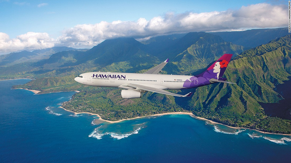 <strong>Hawaiian Airlines:</strong> A higher percentage of the Hawaiian carrier's flights arrive and depart on time than any other airline in the world. Click through the gallery to find the other leading airlines and airports for punctuality.