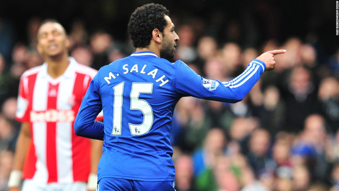 Chelsea have loaned out Mohamed Salah to Roma for the season. The deal includes an option for the Italian Serie A club to purchase the midfielder at any point during the campaign.