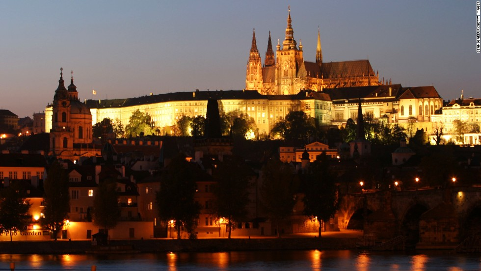 Prague held on to its No. 5 ranking on the global list for the second consecutive year.