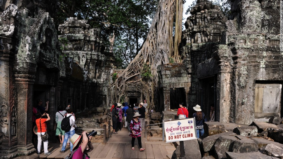 Siem Reap, Cambodia, is No. 2 on the list, jumping seven spots from last year. TripAdvisor's award-winning destinations were selected using an algorithm that factors in the quality and quantity of user reviews and ratings for hotels, restaurants and attractions over a 12-month period.