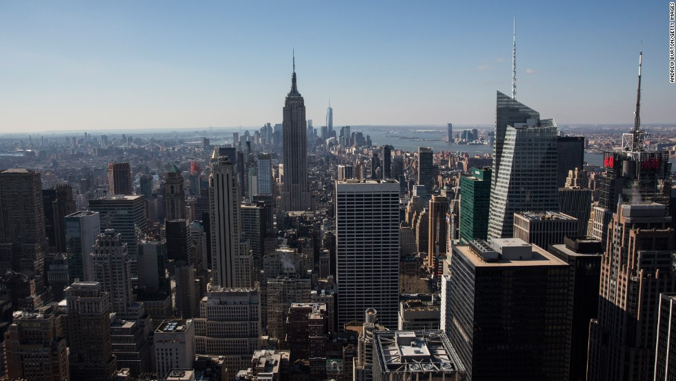 New York City fell 10 spots from last year, landing at No. 12.