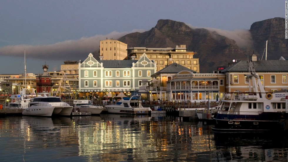 Cape Town climbed nine rungs to round out this year's top 10.