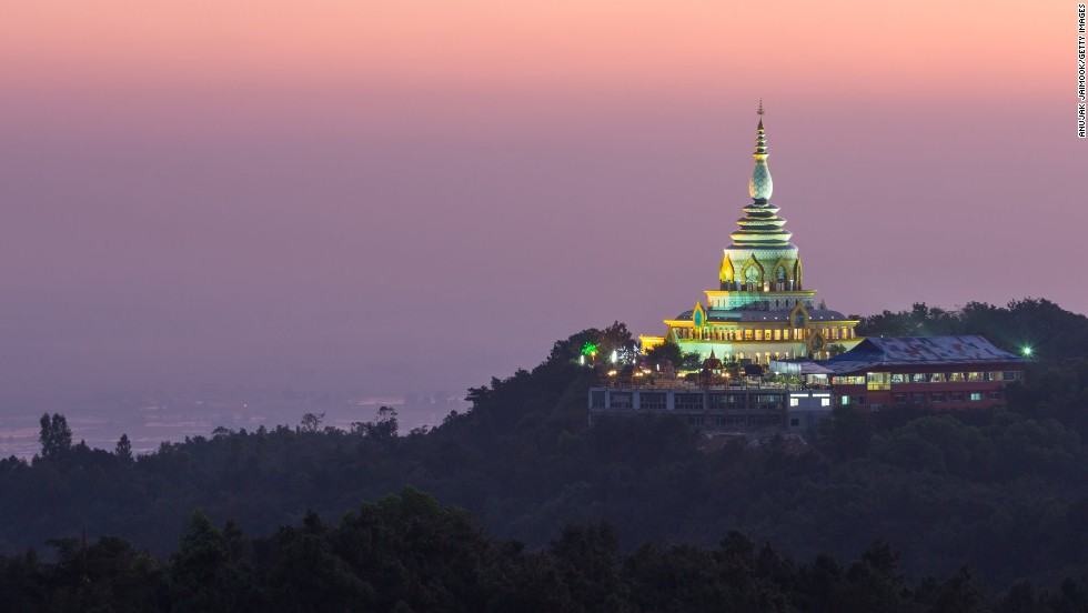 Chiang Mai maintained its No. 24 ranking.