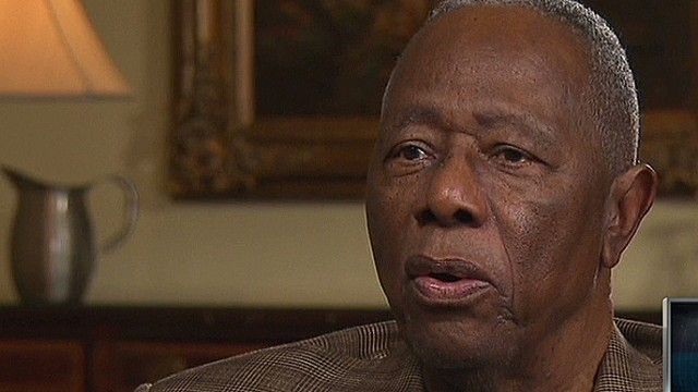 Hank Aaron's record-breaking home run 40 years ago was an achievement worth celebrating, writes Terence Moore.
