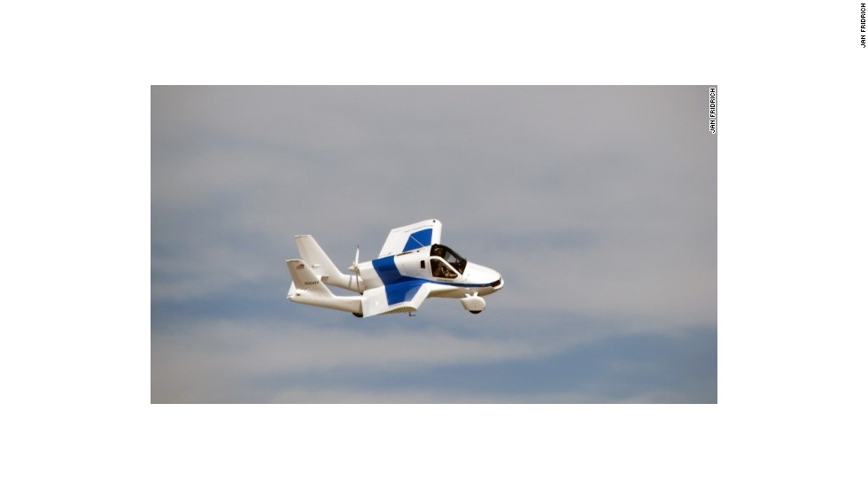 The company has already produced a two-seater, fixed wing, street legal plane called the Transition.