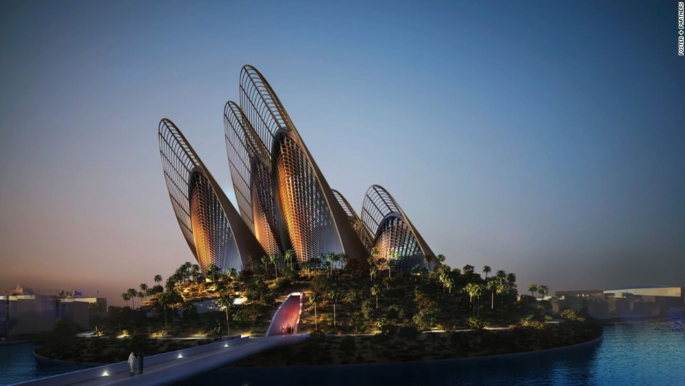 "This year is a big one for the United Arab Emirates, not least because of the opening of the <a href=""http://www.zayednationalmuseum.ae/"" target=""_blank"">Zayed National Museum in Abu Dhabi</a>. The museum, dedicated to the history and culture of the UAE, is modeled on a bird's wings. It was designed by Pritztker Prize-winning British architect Norman Foster of <a href=""http://www.fosterandpartners.com/"" target=""_blank"">Foster+ Partners</a>."