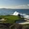 Golf Bucket List - Pebble Beach par three 7th green - credit Joann Dost