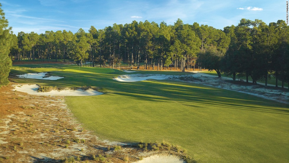 In 2014, the No. 2 course will make history by becoming the first course to hold the U.S. Open and the U.S. Women's Open in successive weeks.