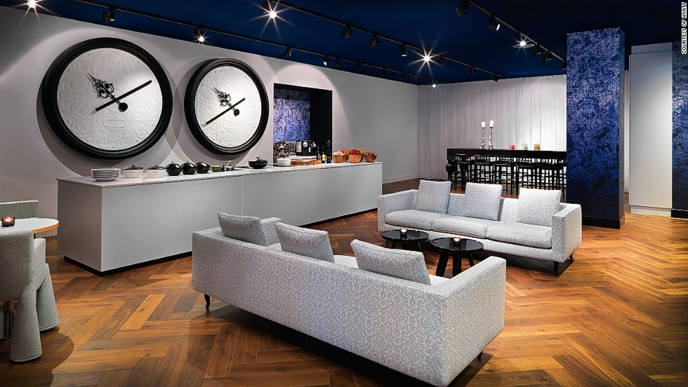 Andaz is a Hyatt brand, which means guests can earn loyalty points. It's presented like a boutique hotel, however, with a strong emphasis on design. Often, local artists are tapped to give the space an authentic feel (Dutch Marcel Wanders, for instance, helped outfit the Amsterdam hotel).