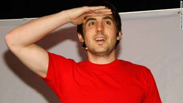 Former Digg founder Kevin Rose, now a partner at Google Ventures, in 2009.
