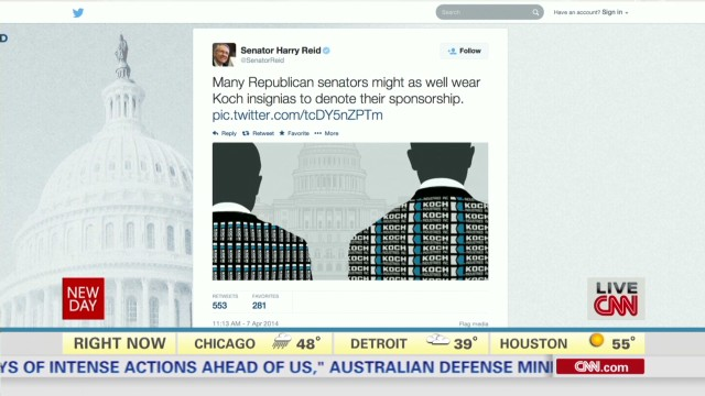 Inside Politics: Koch addled