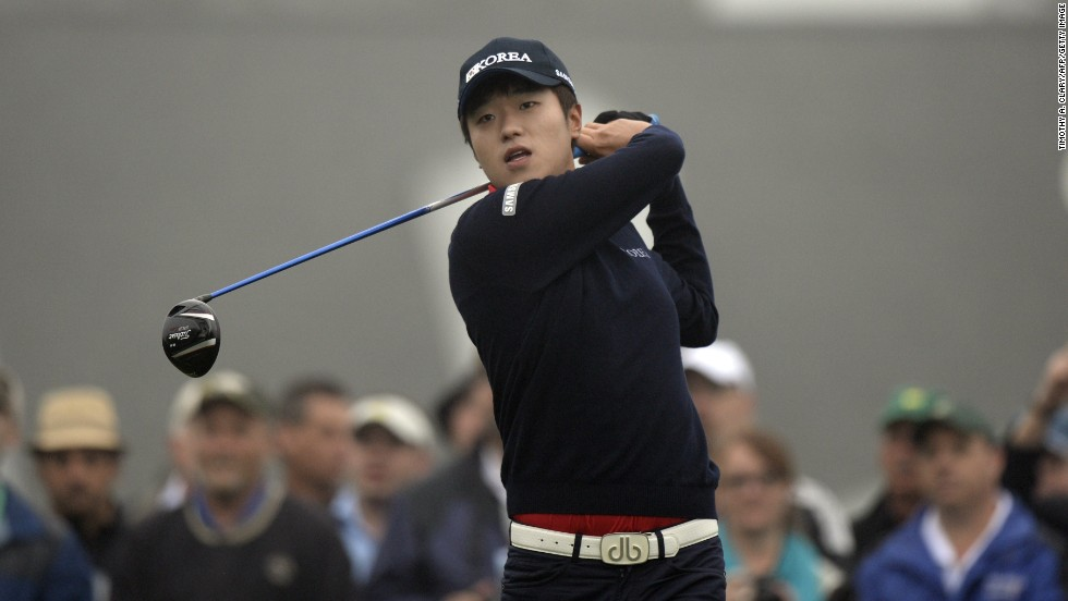 South Korea's Chang-woo Lee earned his maiden Masters berth with victory at the Asia-Pacific Amateur Championship in October, following in the footsteps of former champions Tianlang Guan and Hideki Matusyama. Lee also tied for second with Rory McIlroy at the 2013 Korea Open.