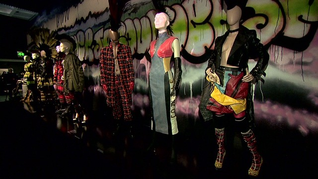Jean Paul Gaultier: 38 years of garments