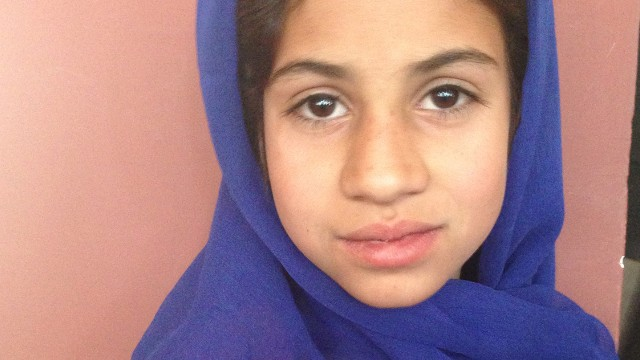 Naghma, a shy Afghan girl, was married off to a moneylender's son