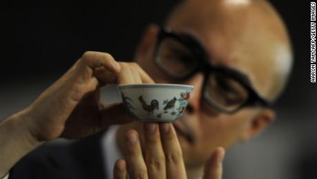 Hidden treasures: Why Chinese ceramics sell for millions