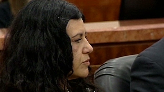 Woman guilty in stiletto stabbing case