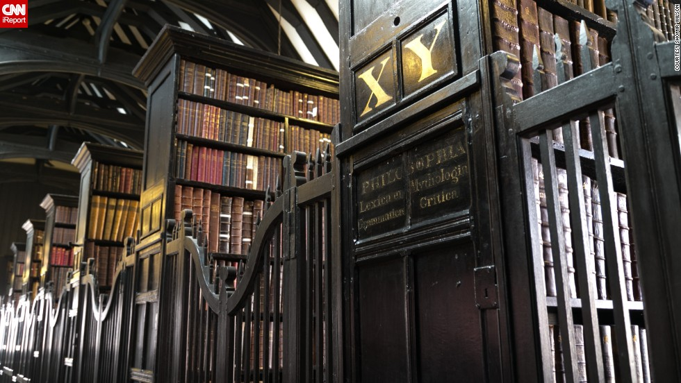 "<a href=""http://www.chethams.org.uk"" target=""_blank"">Chetham's Library</a> in Manchester, England, is the <a href=""http://ireport.cnn.com/docs/DOC-1118267"">oldest public library</a> in the English-speaking world. Entrance to the library is donation-based, and its collection has been designated one of national and international importance."