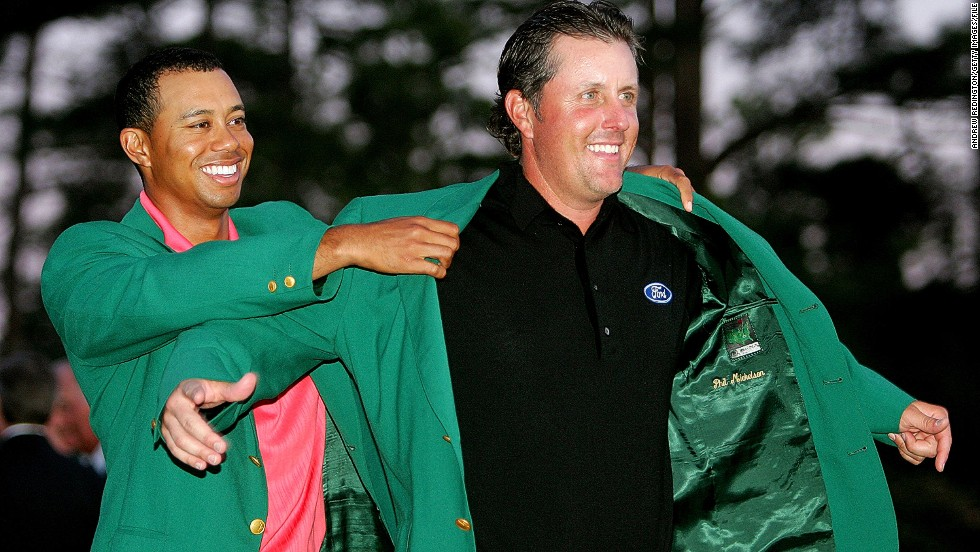The Masters: Six stories to follow - CNN.com